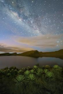 Laguna de Sumapaz - Leonardo Villa