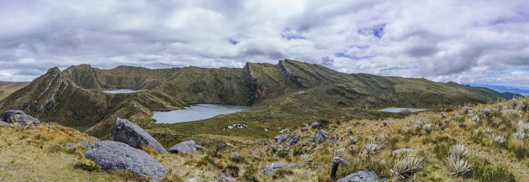 Lagunas de Siecha - Leonardo Villa