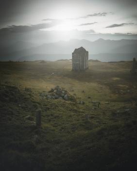 Ruinas de una cementera - Joseph Hernandez